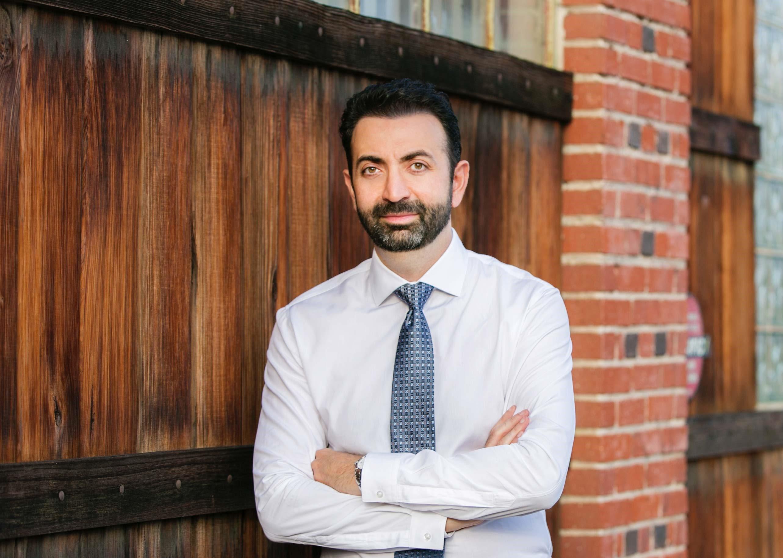 Tony Pogosyan; Injury Attorney Glendale california